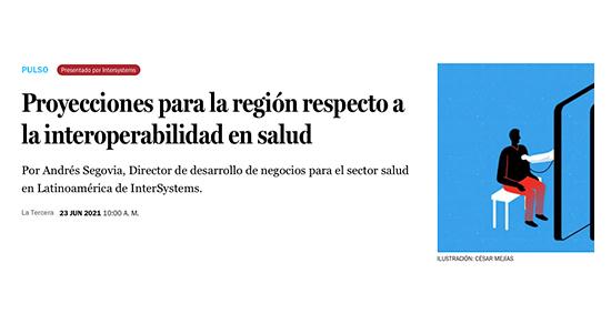 Proyecciones para la región respecto a la interoperabilidad en salud