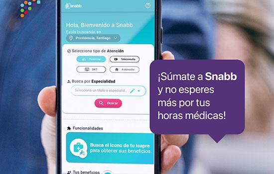 Aplicación permite a los pacientes evitar prolongadas esperas para encontrar hora de atención médica