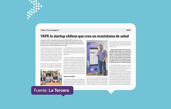 YAPP, la startup chilena que crea un ecosistema de salud